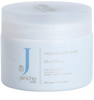 Jericho Body Care SPA scrub energizant cu sare cu extracte marine si uleiuri esentiale