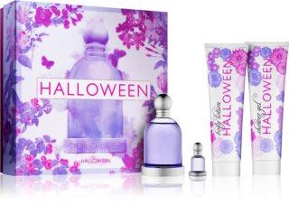 Jesus Del Pozo Halloween darčeková sada I. pre ženy