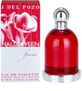 Jesus Del Pozo Halloween Freesia toaletná voda pre ženy