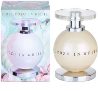 Jesus Del Pozo In White eau de toillete για γυναίκες