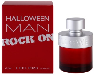 Jesus Del Pozo Halloween Man Rock On eau de toilette pour homme
