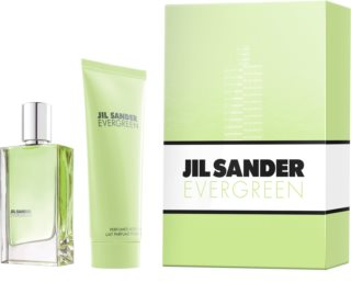 Jil Sander Evergreen coffret IV. para mulheres
