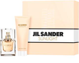 Jil Sander Sunlight Geschenkset II. für Damen