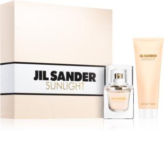 Jil Sander Sunlight zestaw upominkowy dla kobiet