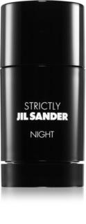 Jil Sander Strictly Night deo-stik za moške