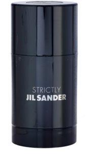 Jil Sander Strictly deodorante stick per uomo