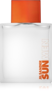 Jil Sander Sun for Men eau de toilette uraknak
