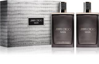 Jimmy Choo Man dárková sada III. pro muže