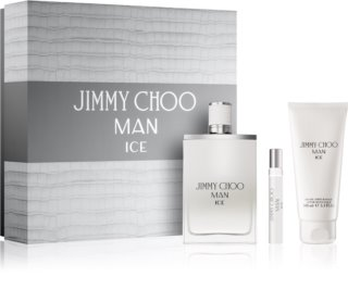 Jimmy Choo Man Ice Gift Set  II. voor Mannen