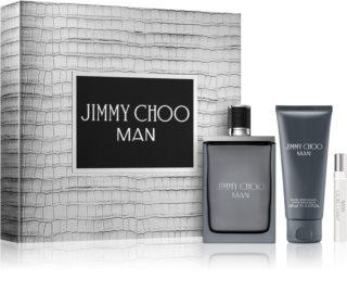 Jimmy Choo Man Geschenkset IV. für Herren