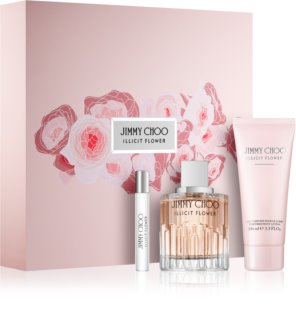 Jimmy Choo Illicit Flower darilni set II. za ženske