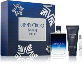 Jimmy Choo Man Blue Gift Set  II. voor Mannen
