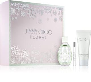 Jimmy Choo Floral σετ δώρου II. για γυναίκες