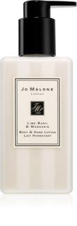 Jo Malone Lime Basil & Mandarin feuchtigkeitsspendende Body lotion