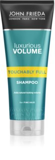 John Frieda Luxurious Volume Touchably Full Schampo med volymeffekt