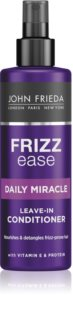 John Frieda Frizz Ease Daily Miracle Conditioner ohne Ausspülen