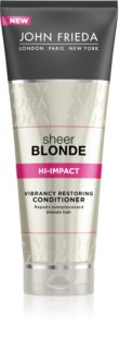 John Frieda Sheer Blonde Regenerating Conditioner for Blonde Hair