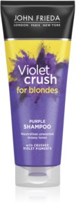 John Frieda Sheer Blonde Violet Crush tonizáló sampon szőke hajra
