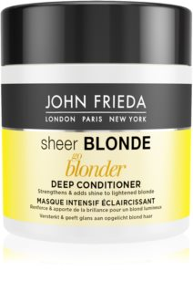 John Frieda Sheer Blonde Go Blonder Conditioner für blondes Haar