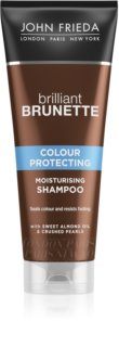John Frieda Brilliant Brunette Colour Protecting shampoo idratante