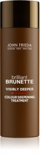 John Frieda Brilliant Brunette Visibly Deeper crema colorata per capelli scuri
