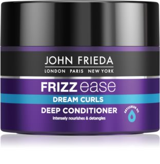 John Frieda Frizz Ease Dream Curls condicionador para alisar o cabelo rebelde