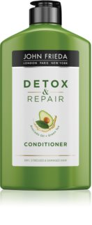 John Frieda Detox & Repair Cleansing Detoxifying Conditioner For Damaged Hair