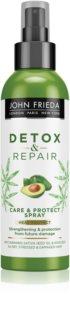 John Frieda Detox & Repair Haarspray für von Wärme überanstrengtes Haar