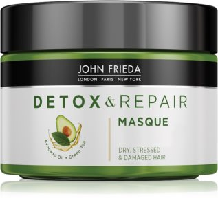 John Frieda Detox & Repair Detoxifying Mask For Damaged Hair