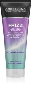 John Frieda Frizz Ease Weightless Wonder acondicionador alisador para cabello encrespado y rebelde