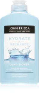 John Frieda Hydra & Recharge зволожуючий кондиціонер для сухого та нормального волосся