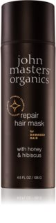 John Masters Organics Honey & Hibiscus Restorative Mask for Damaged Hair