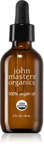 John Masters Organics 100% Argan Oil 100% арганово масло за лице, тяло и коса