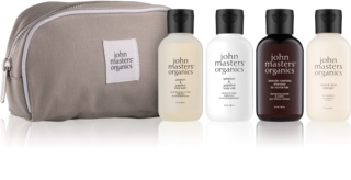 John Masters Organics Travel Kit Hair & Body Potovalni set I. za ženske