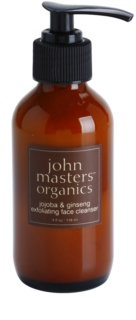 John Masters Organics All Skin Types Exfoliating Face Cleanser
