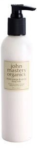 John Masters Organics Blood Orange & Vanilla тоалетно мляко за тяло