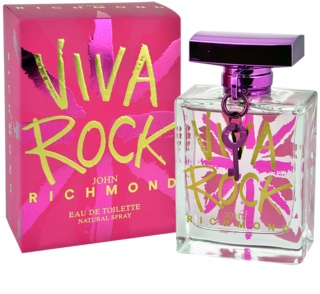 John Richmond Viva Rock eau de toilette da donna
