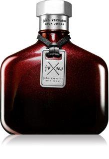 John Varvatos Nick Jonas JVxNJ Crimson eau de toilette for Men