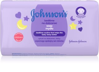 Johnson's Baby Bedtime Bar Soap for Kids