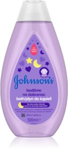 Johnson's Baby Bedtime Soothing Bath for Children from Birth