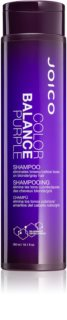 Joico Color Balance Purple Shampoo for Blonde Hair for Yellow Tones Neutralization