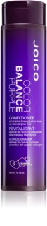 Joico Color Balance Purple condicionador neutraliza tons amarelados