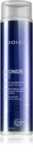 Joico Blonde Life fialový šampón pre blond a melírované vlasy