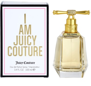 Juicy Couture I Am Juicy Couture eau de parfum da donna