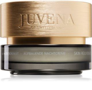 Juvena Skin Rejuvenate Nourishing crème de nuit anti-rides pour peaux normales à sèches