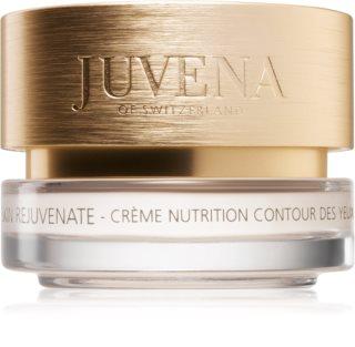Juvena Skin Rejuvenate Nourishing crème anti-rides yeux pour tous types de peau