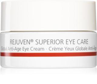 Juvena Rejuven® Men crema antiarrugas para contorno de ojos  para hombre