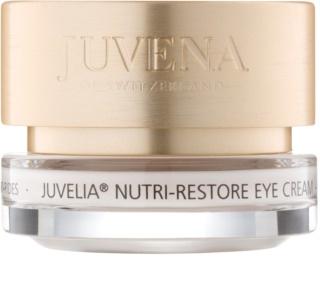 Juvena Juvelia® Nutri-Restore krem regenerujący pod oczy o działaniu przeciwzmarszczkowym