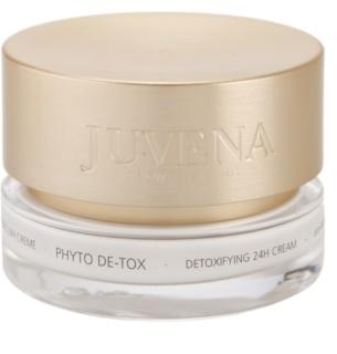 Juvena Phyto De-Tox méregtelenítő krém az élénk és kisimított arcbőrért