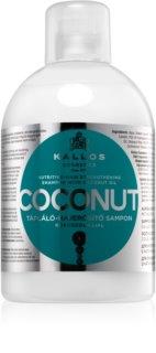 Kallos KJMN shampoing pour cheveux abîmés